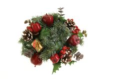 Christmas Greenery Royalty Free Stock Images