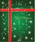 Christmas greetaing card Stock Image