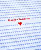 Christmas Greeting. royalty free stock photography