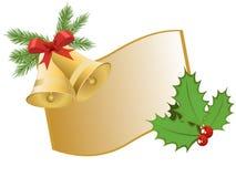 Christmas greeting Stock Photos
