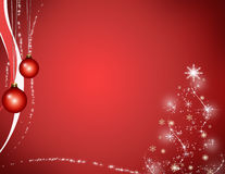 Christmas greeting Royalty Free Stock Photos