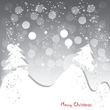 Christmas greeting background Stock Photos