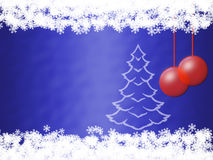 Christmas greeting card (09) Royalty Free Stock Photo