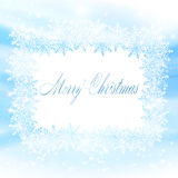 Christmas greeting card. Vector eps10 illustration Royalty Free Stock Photos