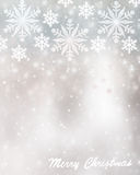 Christmas greeting card background Royalty Free Stock Image