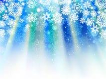 Christmas greeting card. EPS 8 Stock Image