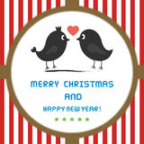 Christmas greeting card48 Stock Photo