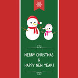 Christmas greeting card68 Stock Photo
