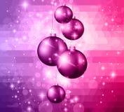 2015 Christmas Greeting Card Royalty Free Stock Photo