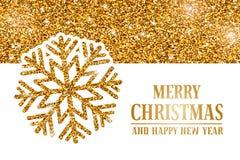 Christmas greeting card stock illustration