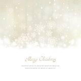 Christmas Greeting Card. With place for text Royalty Free Stock Images