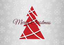 Christmas greeting card Royalty Free Stock Images