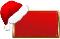 Christmas greeting card vector Stock Photo