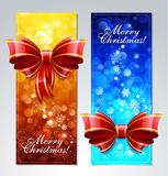 Christmas Greeting Cards Stock Photo