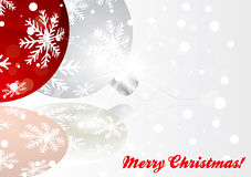 Christmas Greeting cover Stock Photo