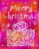 Christmas greeting Stock Photos