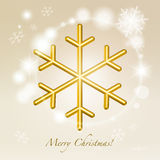 Christmas greetings background illustration Royalty Free Stock Images