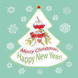 Christmas Greetings. Royalty Free Stock Image