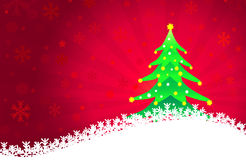 Christmas Greetings-Vector. Christmas Greetings is a  illustration Royalty Free Stock Photos