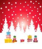 Christmas Greetings - Vector Stock Photography