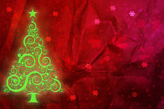 Christmas grunge background Royalty Free Stock Image