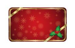 Christmas grunge banner Stock Image