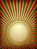 Christmas grunge light rays background Stock Image