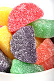 Christmas Gum Drop Candies Royalty Free Stock Photography