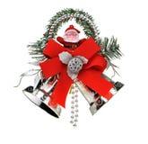 Christmas handbells Royalty Free Stock Image