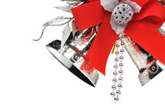 Christmas handbells Royalty Free Stock Photo
