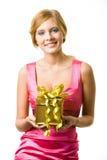 Christmas happiness Royalty Free Stock Photo