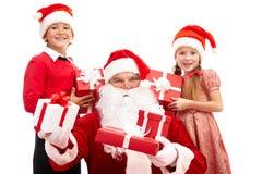 Christmas happiness Stock Photo