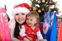 christmas happy Стоковые Фотографии RF