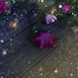 christmas happy merry new year Υπόβαθρο Στοκ Φωτογραφίες