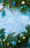 christmas happy merry new year Υπόβαθρο Στοκ Εικόνες