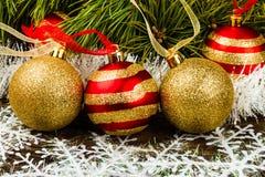christmas happy merry new year Στοκ Φωτογραφία
