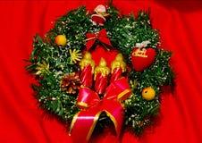 christmas happy merry new year Στοκ εικόνες με δικαίωμα ελεύθερης χρήσης