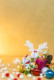 Christmas and happy new year background Royalty Free Stock Image
