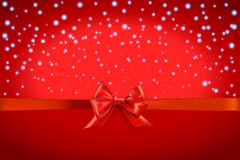 Christmas and Happy New Year Background Stock Images