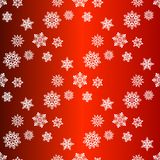 Christmas and Happy New Year vector seamless pattern. Christmas and Happy New Year bright vector seamless background pattern Stock Images