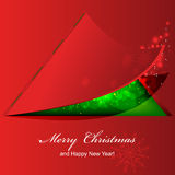 Christmas and happy new year Royalty Free Stock Photography