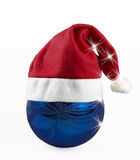 Christmas hat Royalty Free Stock Image