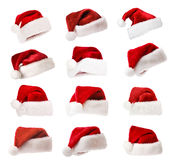 Christmas hat Royalty Free Stock Photo