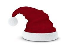 Christmas hat Royalty Free Stock Photo