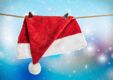 Christmas Hat Santa claus Royalty Free Stock Image