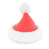 Christmas hat Stock Photography