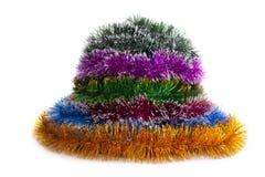Christmas head-dress Royalty Free Stock Image