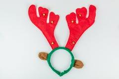 Christmas headband Royalty Free Stock Photo