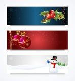 Christmas Header Royalty Free Stock Photo