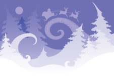 Christmas header Royalty Free Stock Images